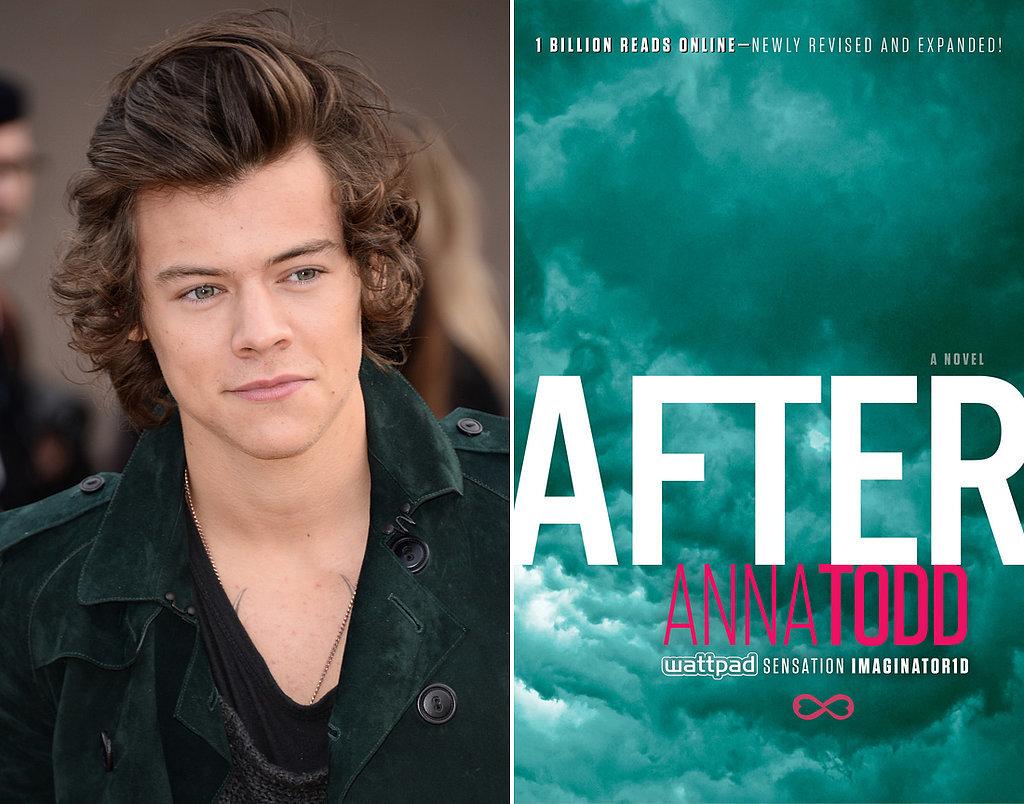 Анна брала пример для главных героев с солиста One Direction