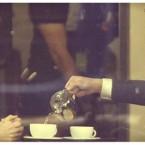 Первый поцелуй Кристиана и Анастейши на съемках «50 оттенков серого»