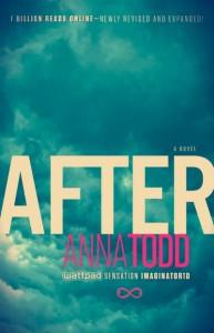 Роман After от Анны Тодд в Английской версии